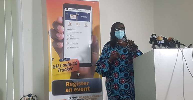 Ministry Of Communications Relaunch GH COVID-19 Tracker App