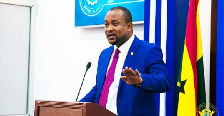 Agyapa Deal Not Suspended – Pius