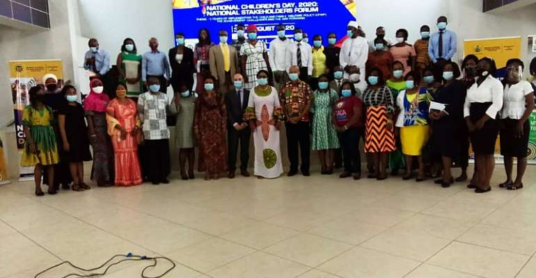 Child Protection Remains Gov't's Top Priorities — Gender Minister