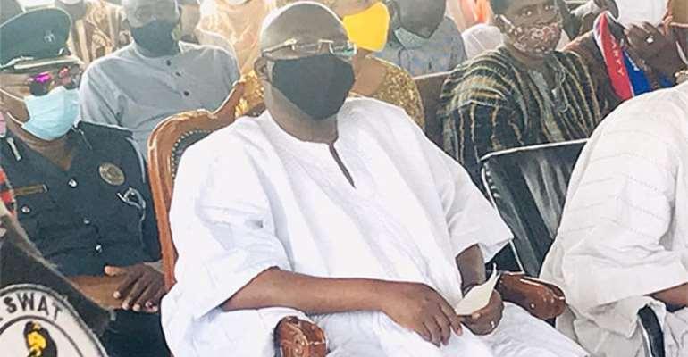 Vote For Akufo-Addo For Restoring Dagbon Peace – Bawumia