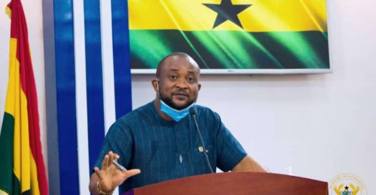 Gov't Engages CSOs On Controversial Agyapa Deal — Pius Hadzide