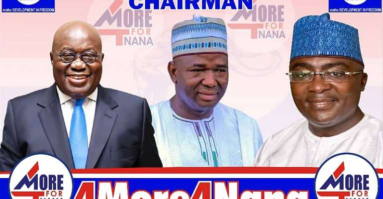 NPP Northern Region Inaugurates Campaign Team For Elections 2020