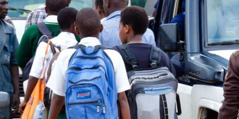 SHSs Without COVID-19 Cases To Vacate On Friday – GHS