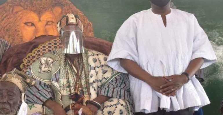 Dagbon Deeply Grateful To Gov't For Peace — Ya Na Abukari II