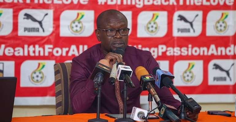 Ghana coach CK Akonnor eyeing World Cup return for Black Stars