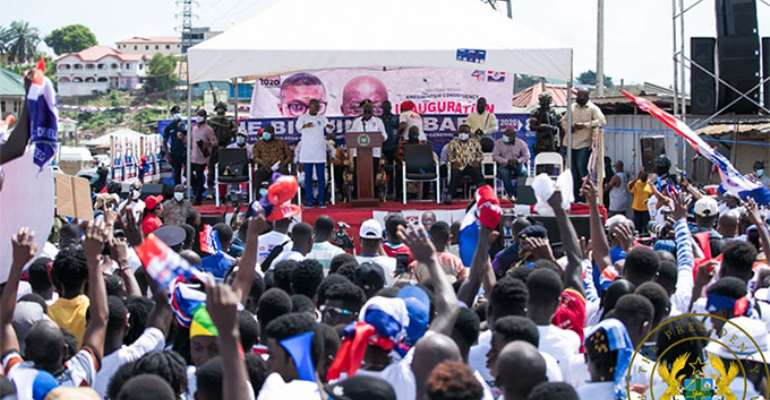 NPP Has 2024 In Its Hand To Protect Or Lose