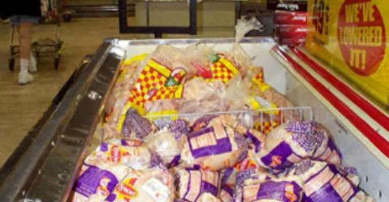 The Chilling Effect of Frozen Poultry Imports