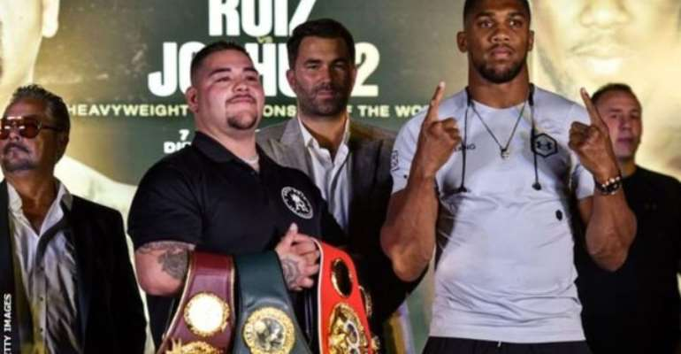 'I Don't Want 15 Minutes Of Fame' - Ruiz Determined To Beat Joshua In Rematch