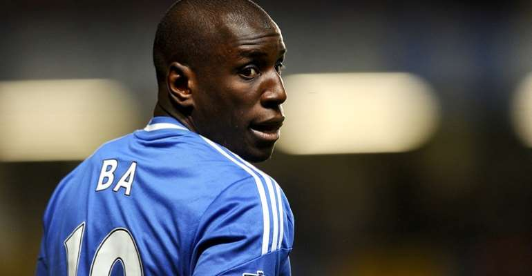 Demba Ba Implores All Black Players To Quit Italian Serie A