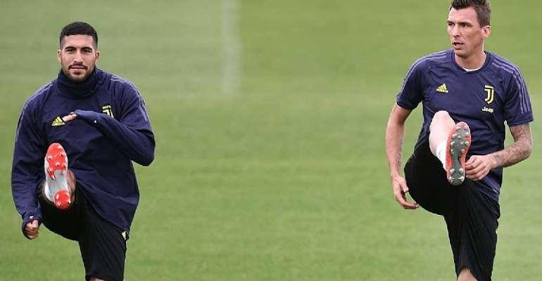 Emre Can & Mario Mandzukic Left Out Juventus Champions League Squad