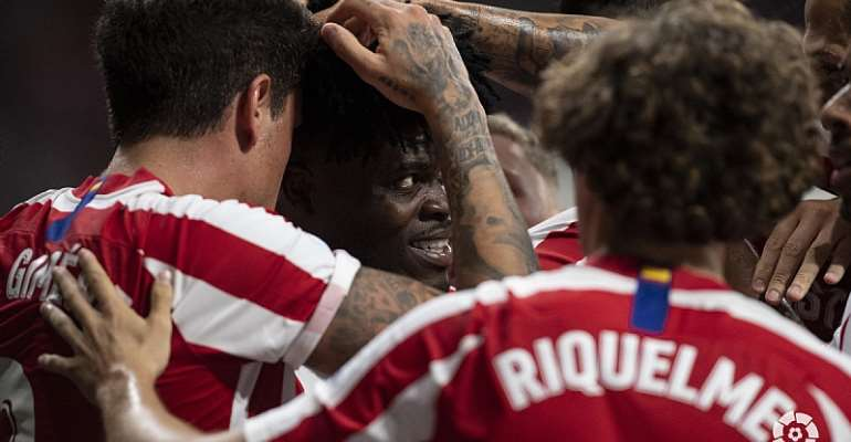We Are Building A New Team Around Thomas Partey, Joao Felix And Other Players - Diego Simeone