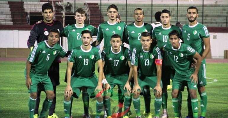 CAF U-23 Qualifiers: Algeria Name 25-Man Sqaud For Ghana Clash