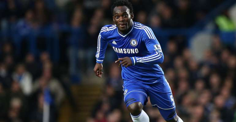 'I Could Not Reject Chelsea Move', Says Michael Essien