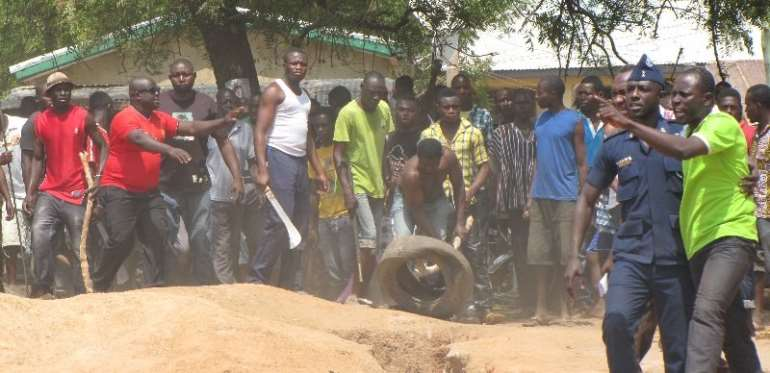 One Dead, 3 Injured In Bomaa Deadly Chieftaincy Clash