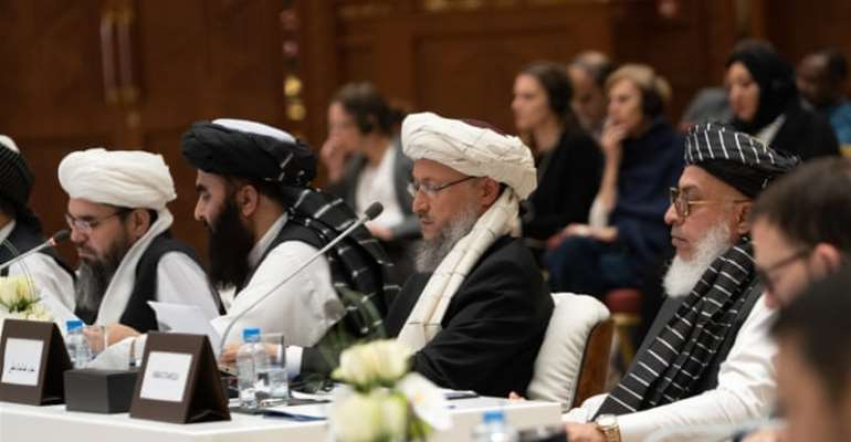 US and Taliban negotiators wrapped up their eight round of peace talks with some progress [Sorin Furcoi/Al Jazeera]