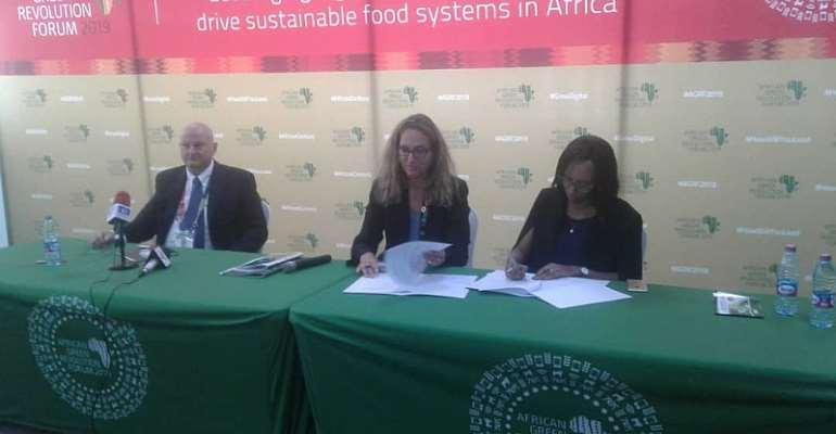 Ghana To Host 2019 African Green Revolution Forum (AGRF)