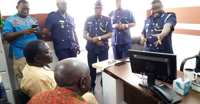 Committee Probes Illegal Rosewood Export At Tema Port
