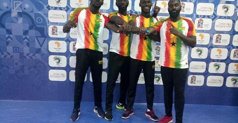 Ghana's Quartet Squads To Compete At 2019 World Athletics Championship
