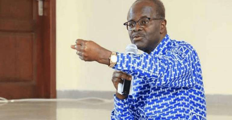 Nduom Asks Court To Stop BoG, Receiver