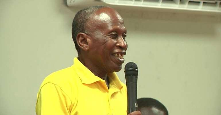 Ghana and Asante Kotoko legend, Rev Osei Kofi