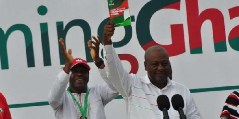 There Are No Toilets In My Green Book But Akufo-Addo's Delivery Tracker Captured Them, Full Of Non-Existing Projects – Mahama