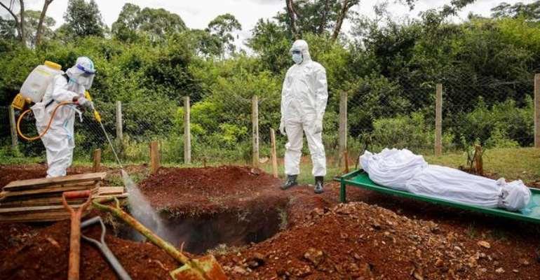 Nigeria's Covid-19 Death Toll Hits 1048
