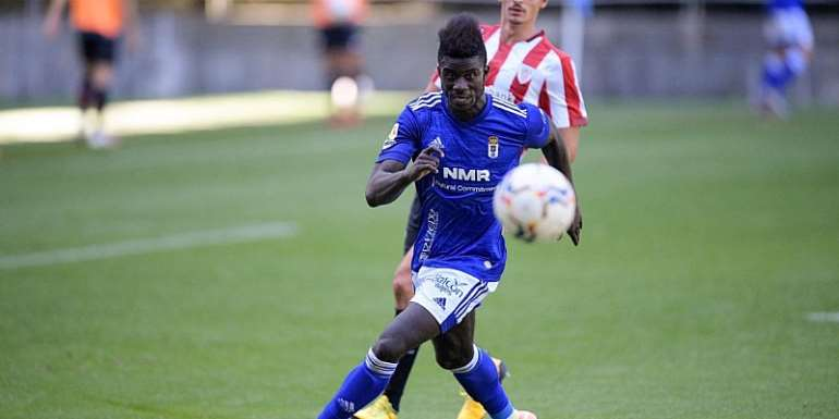 Striker Samuel Obeng On Target As Real Oviedo Draw 2-2 Against Athletic Bilbao
