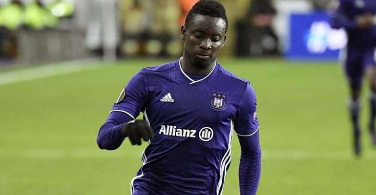 Ghanaian Forward Dauda Mohammed Scores For Anderlecht In Stalemate Against Leverkusen