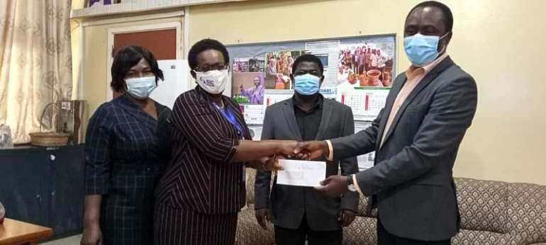SIC Supports Sunyani Technical University With Furniture