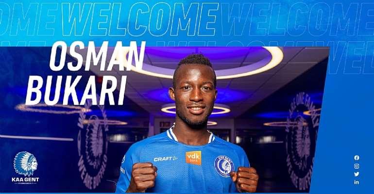 KAA Gent Sign Ghanaian Winger Osman Bukari