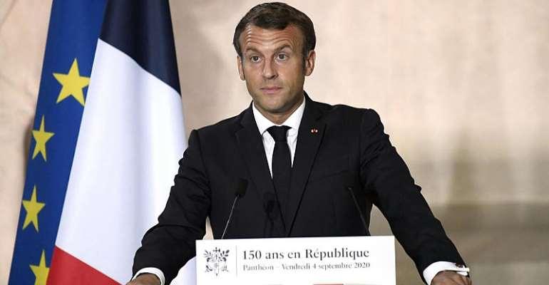 Julien DE ROSA / POOL / AFP
