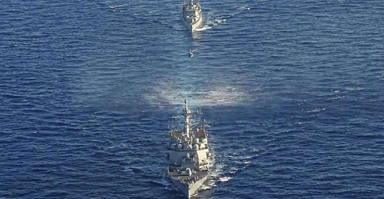 GREEK DEFENCE MINISTRY/AFP/File