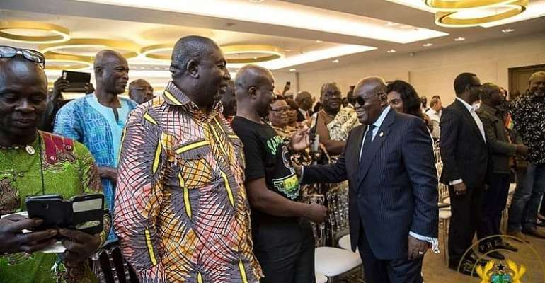 Open Letter To President Akufo-Addo: Concerns Raised On The |$150 Charges At Kotoka Airport