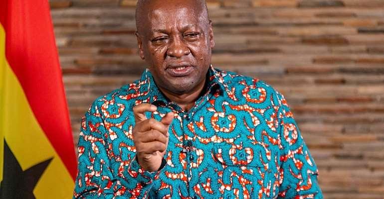 Free SHS: Had Akufo-Addo Used Common Sense, Double-Track Wouldn't Be Necessary – Mahama Fires