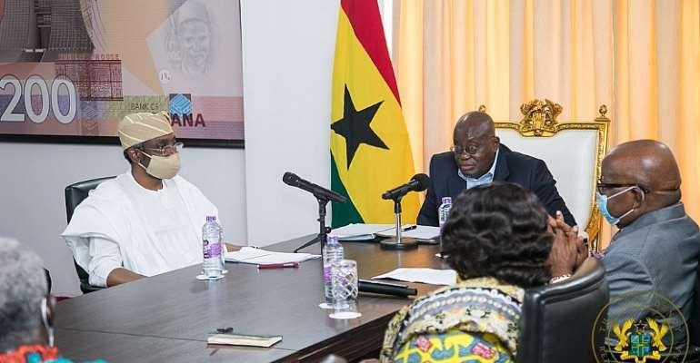 Nigerians Claim Of Maltreatment Untrue – Akufo-Addo