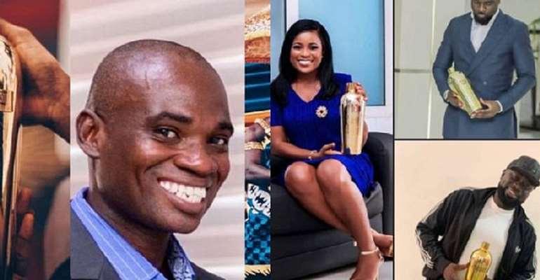 How top Ghanaian celebrities received fake UN-Kofi Annan awards