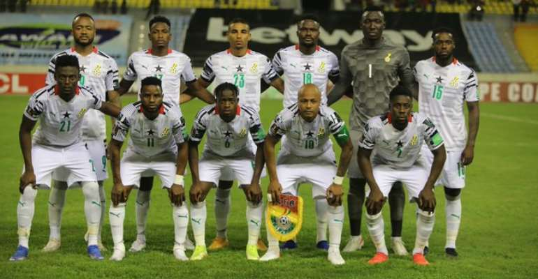 2022 WCQ: Ayew brothers, Rahman, Amartey left out as Black Stars fly to South Africa