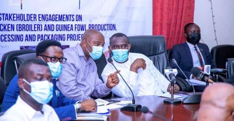 Govt to set up chicken and guinea fowl factories— John Kumah