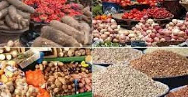 Commodity prices at major markets in Tema increases in September