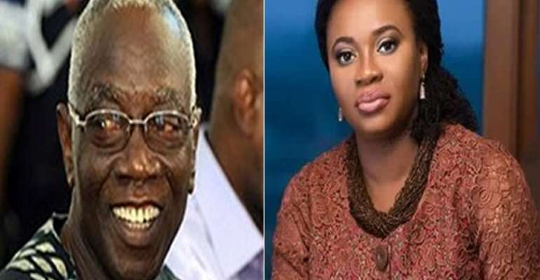 Afari Gyan-Charlotte Osei Transition To Blame For EC Crisis