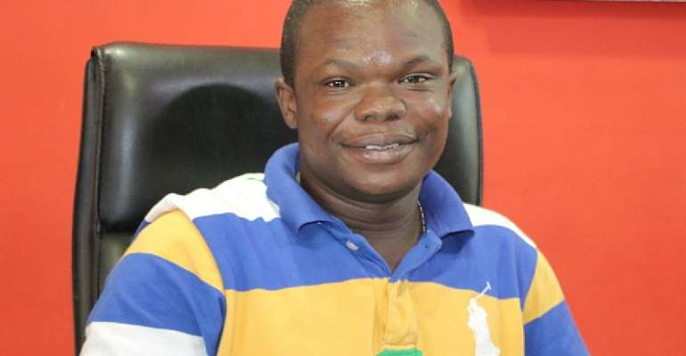 Kwaku Asaafo Agyei