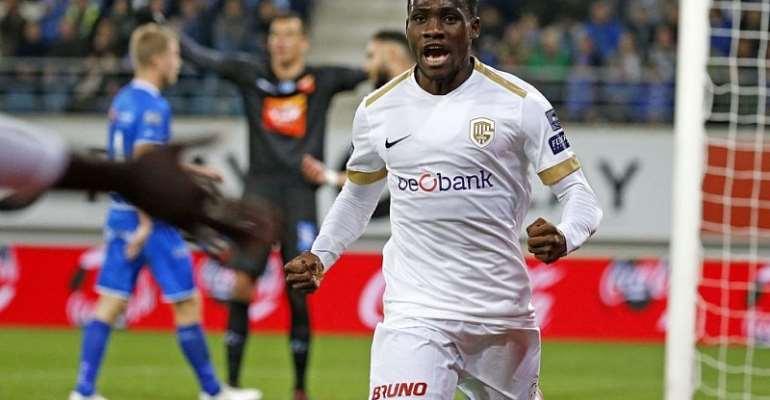 Belgian Giant Genk Include Ghana Attacker Joseph Paintsil in UCL Squad