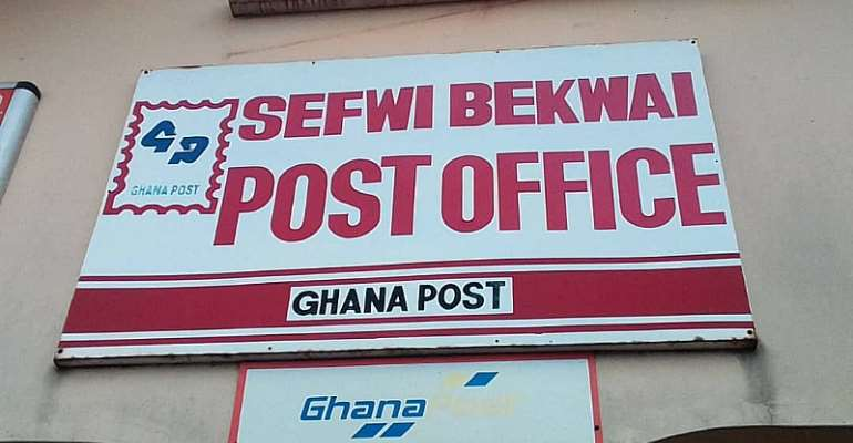 Ghana Post Not Collapsed, Rather Revamped — Postal Officer