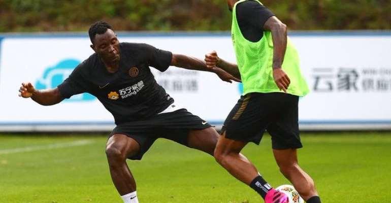 Alexis Sanchez Praises Ghana Midfielder Kwadwo Asamoah