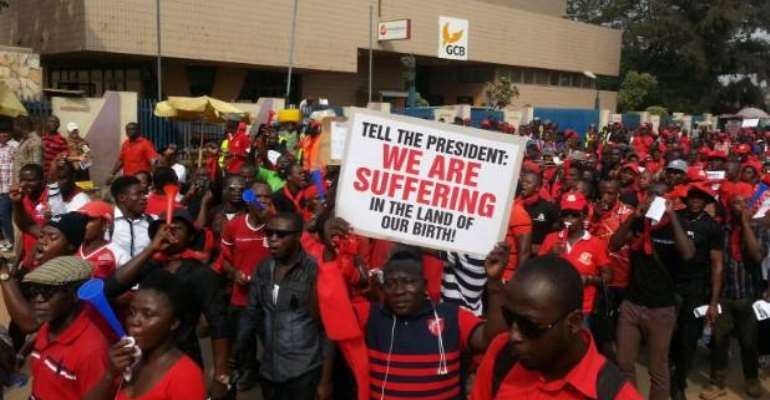 Younger Generation Ghanaians Must Take Their Destiny Into Their Own Hands Now