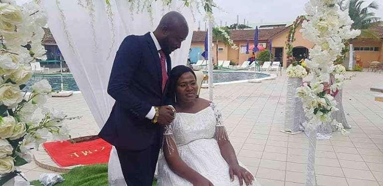 Celebrities Storm Christian Agyei Frimpong's Wedding