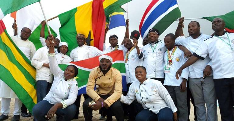 African Chefs United Condemns Ongoing Events In South Africa