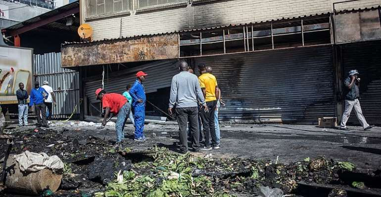 African Tourism Board Condemns Xenophobic Attack