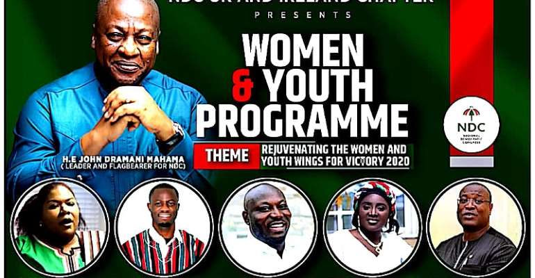 NDC UK and Ireland Chapter Women and Youth Programme