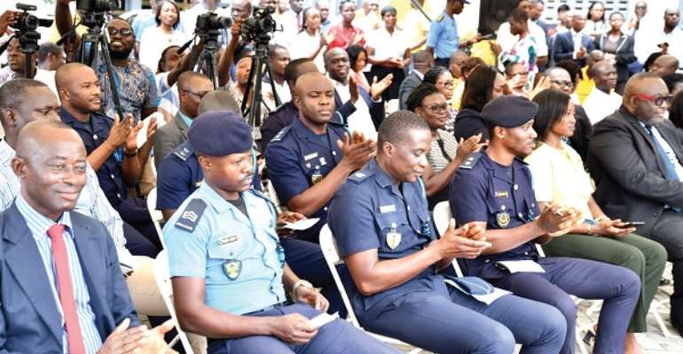 GRA Launches Task Force To Collect, Name And Shame